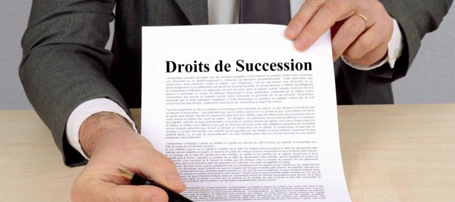 droits de succession